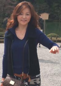 中国女性の妻さやか(紗香)です